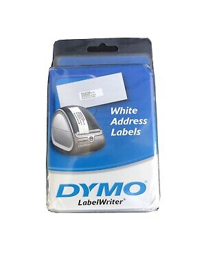 Dymo Labelwriter Continuous Roll 1 18 X 3 12 Address Labels 30572