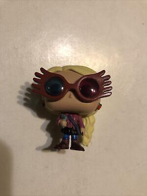 Funko Mini Luna Lovegood Figure from the Harry Potter Advent Calendar 2018 Used