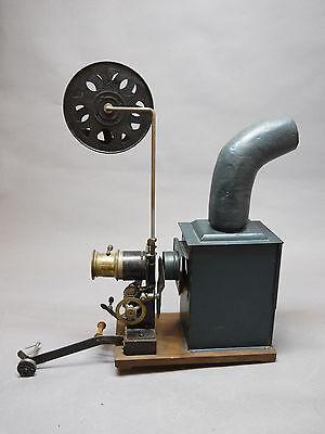Alter Heim-Filmprojektor & Laterna Magica, wohl um 1900!!!