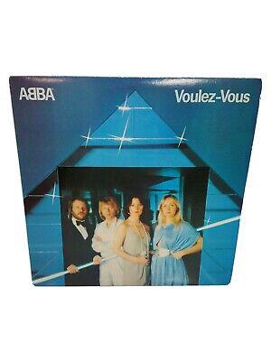 ABBA - Voulez-Vous, Vinyl LP Record Album, 1979