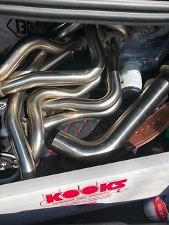 1965 mustang headers   Engine, Engine Parts & Transmission