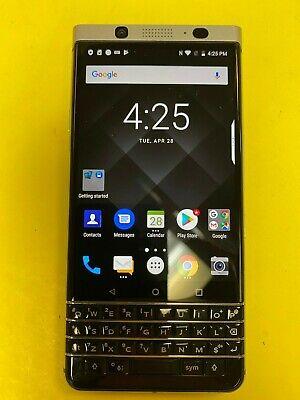 Blackberry KeyOne BBB100-1 Silver (Unlocked) Good Condition