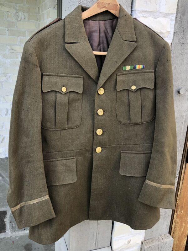 ORIGINAL Pre-WWII US Officer Uniform-Worn