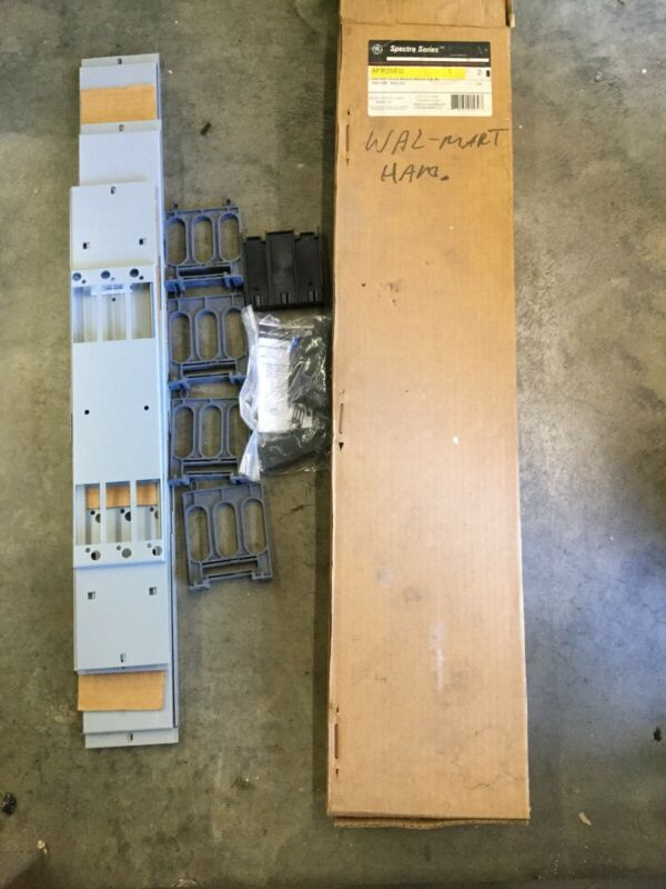 Ge General Electric Spectra Series AFP3SED Circuit Breaker Mounting Modules