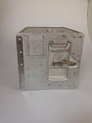Standard Unit , Box, Flugzeugtrolley, Airlinetrolley, Alu Einschub, bordbar