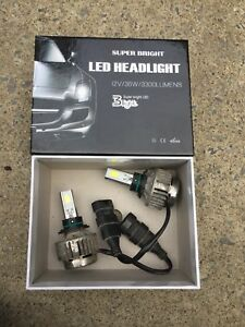 Led 9006 honda civic 06+