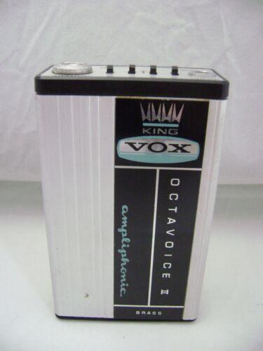 Vintage King Vox Octavoice II Ampliphonic Brass