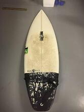 JS 5ft 8inches Blakbox 2,fins,travel cover & leg rope Peregian Beach Noosa Area Preview