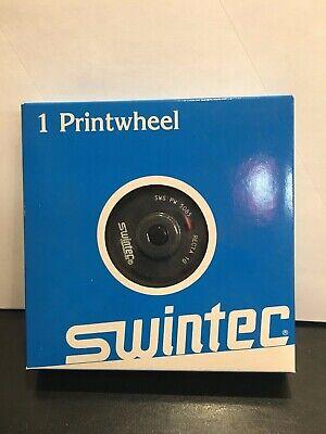 Swintec Printwheel - Recta 10 - Sws Pw 5085