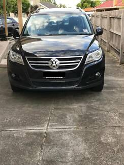 Car For Sales - 2010 Volkswagen Tiguan 103TDI 5sp Auto Springvale Greater Dandenong Preview