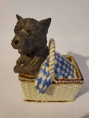 Dorothy's Dog Wizard Of Oz (Rare Lenox Design Toto Dorothy'S Dog From The Wizard Of)