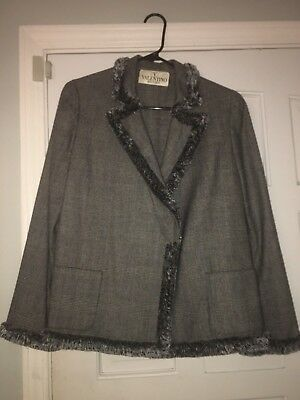 Valentino Boutique Women's Blazer Jacket Size 10 , used for sale  Callahan