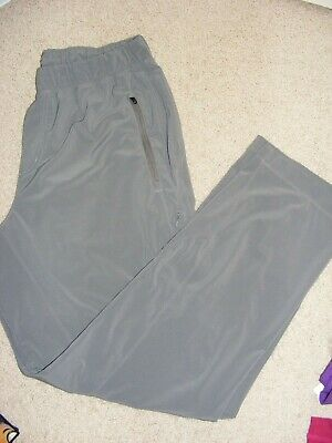 "MEN'S XXL 35"" INSEAM LULULEMON LIGHTWEIGHT PANTS MICRO TWILL CASUAL BIG & TALL"