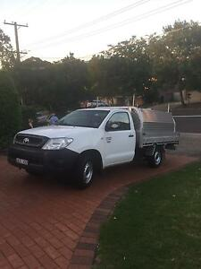 2011 Toyota Hilux Ute Castle Hill The Hills District Preview