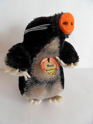 Steiff mole mohair miniature bear tag made in  Germany 2040