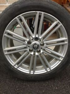 Mags 18 pouces /pneus////  18 inch mags/tires