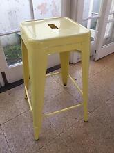 Cool yellow stools Paddington Eastern Suburbs Preview