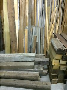 Wood. Stacked. Dry. Various Sizes Shapes & Types. $1 each