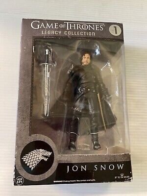Funko Game of Thrones JON SNOW Action Figure Legacy Collection Series 1 NEW