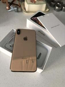 IPhone XS Max, in box, with charger!