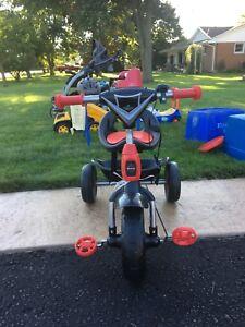 Cars toddler bike