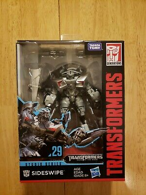 Transformers Studio Series Deluxe: #29 Sideswipe