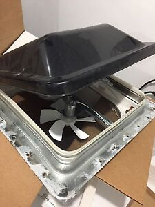 RV power vent