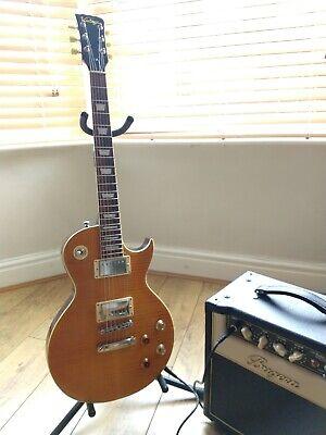 Beautiful Vintage V100 lemon drop guitar