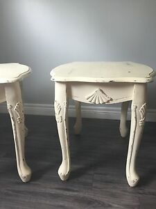 Refinished end tables  London Ontario image 3