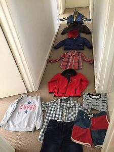 Boys clothes 8-12 - Country Road, Seed, Quicksilver, Colombia Seed, Wembley Downs Stirling Area Preview