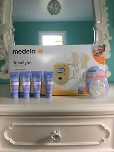 NEW MADELA FREESTYLE DOUBLE BREASTPUMP