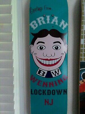 brian wenning lockdown skateboard 8.0