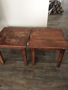 Used side / coffee table