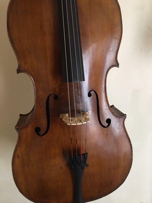Antique Cello 4/4 c1912 Lyon & Healy