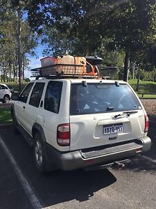 2001 Nissan Patrol Wagon Brisbane City Brisbane North West Preview