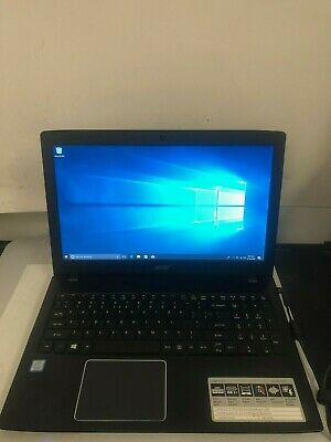 Acer Aspire E5-575-5493 Intel Core i5-7200U 2.5 GHz 4 GB RAM 1 TB HDD Win10 Pro