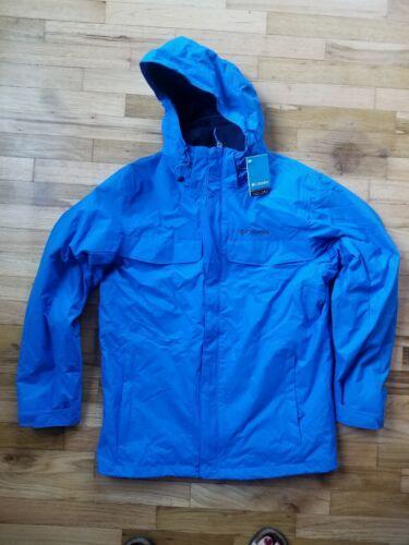 Columbia Men`s Bugaboo Interchange jacket