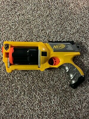 NERF N-Strike Maverick REV-6 (No ammo)