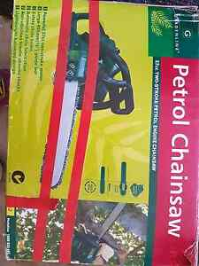 Petrol chainsaw Dharruk Blacktown Area Preview