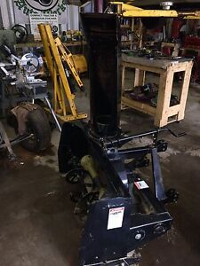 50 inch renegade 3 point hitch snow blower