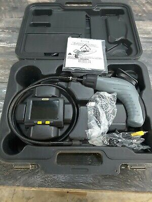 General Dcs400 The Seeker 400 Wireless Video Inspection Camera System