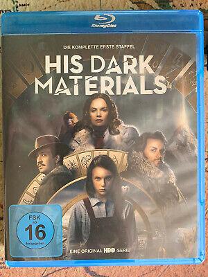 His Dark Materials Staffel 1 Blu ray Neuheit