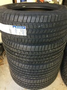 275/60/20 New Michelin Tires