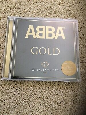 ABBA- Gold Greatest Hits 10th Anniversary Edition Remastered 2002