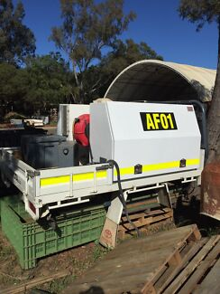 Landcruiser tray with toolboxes Forrestfield Kalamunda Area Preview
