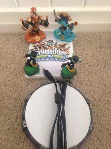 Wii Skylanders Giants, Swap Force & Spyros Adventure