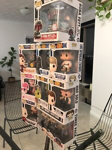 STAR WARS, STAR TREK, MARVEL, DC SUPER HEROES, FUNKO POP VINYL