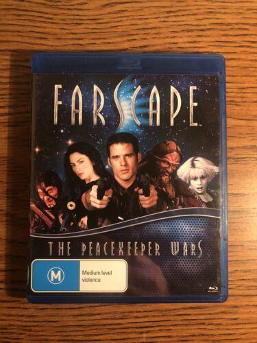 Farscape The Peacekeeper Wars Blu-ray  - $9.99
