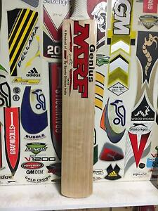 MRF Full Size English Willow Cricket Bat Mermaid Waters Gold Coast City Preview