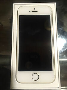 Gold iPhone 5S - 16GB
